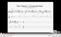eric clapton crossroads intro video