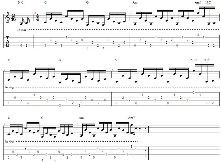 Lynyrd Skynyrd Guitar Riffs u0026quot;Simple Manu0026quot; - Free Lynyrd Skynyrd Guitar Riffs!