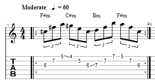 moveable arpeggios