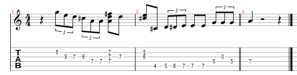 Blues Guitar Riffs, Muddy Waters - Free Blues Guitar Riffs